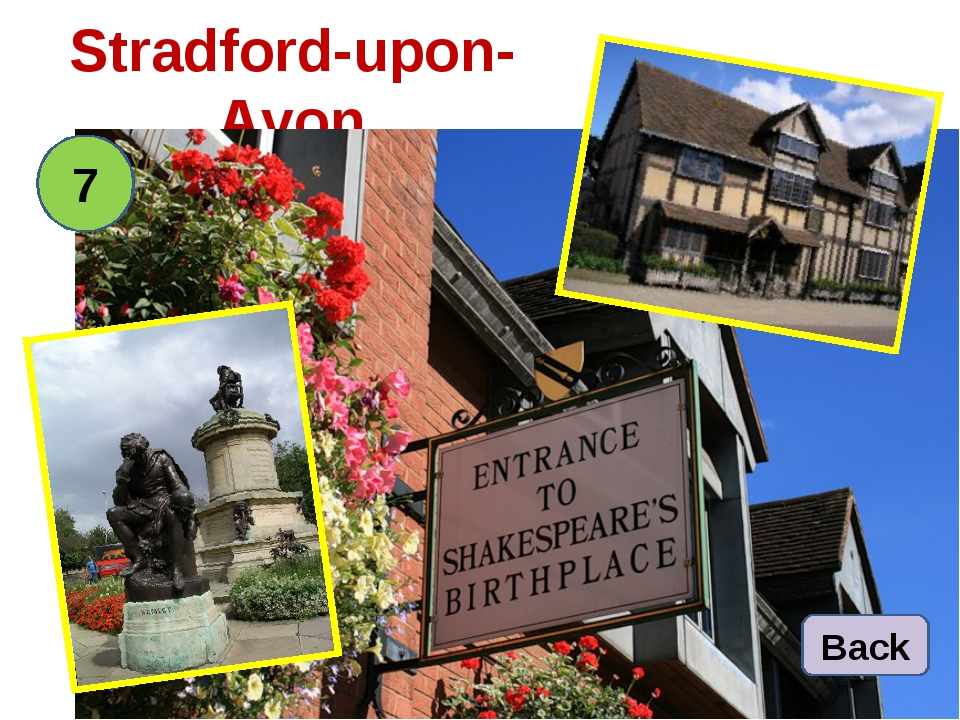 Stradford-upon-Avon Back 7