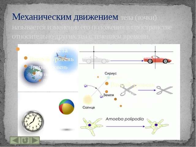 Развитие кинематики как науки началось еще в древнем мире и связано с таким и...