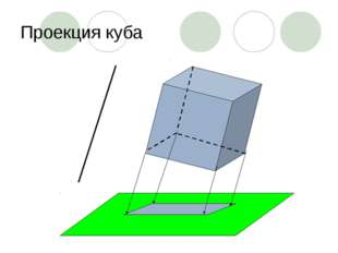 Проекция куба