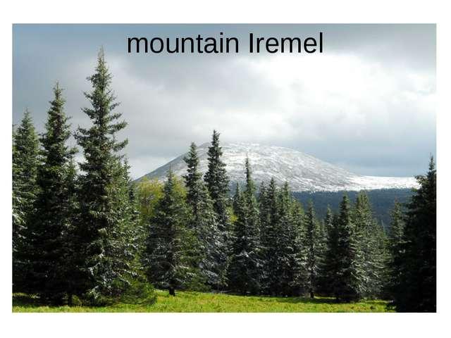 mountain Iremel