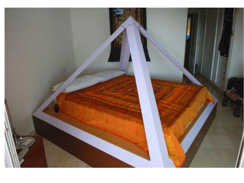 Изготовление пирамид своими руками 67