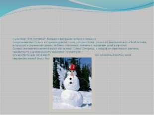 Какая зима – без снеговика?! Большие и маленькие, добрые и смешные, с морков