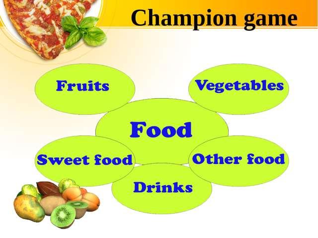 Champion game