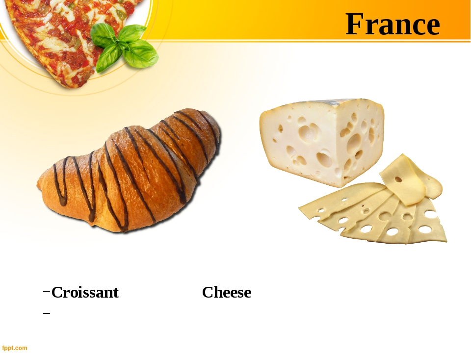 France Croissant Cheese