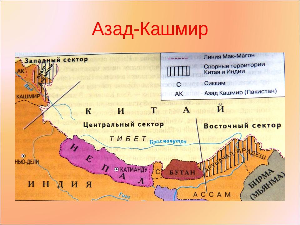 Азад-Кашмир