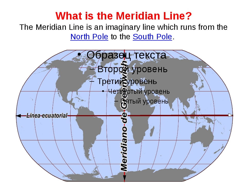 What is the Meridian Line? The Meridian Line is an imaginary line which runs...