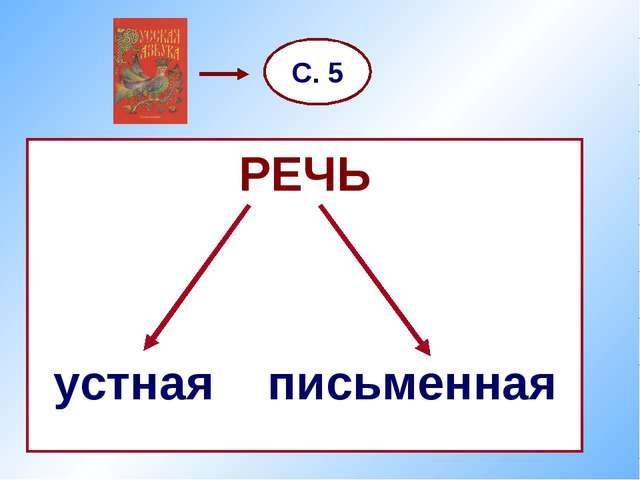 п МАМА С. 5 МОСКВА МИР ТРУД РЕЧЬ устная письменная