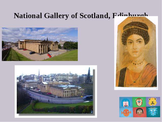 National Gallery of Scotland, Edinburgh