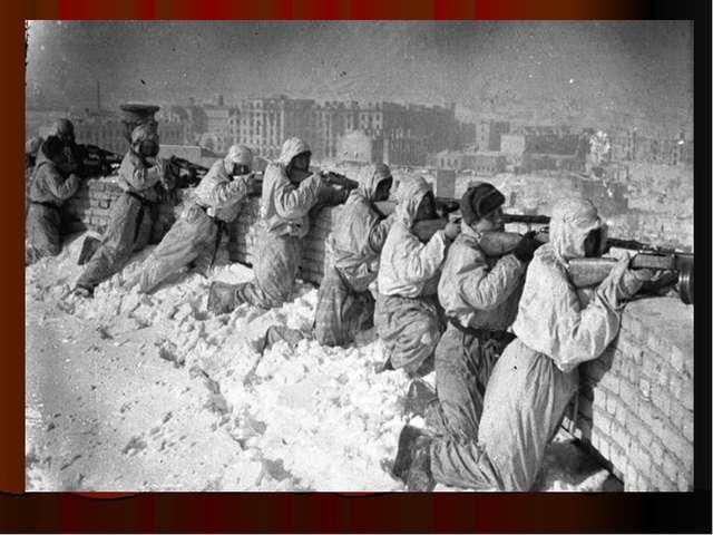 20 ноября, после артподготовки, пошли в атаку части Сталинградского фронта. О...