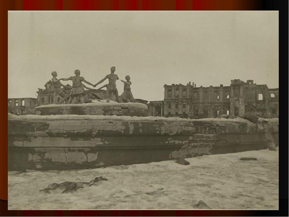 19 ноября 1942 г. началось контрнаступление Красной Армии под Сталинградом (о...