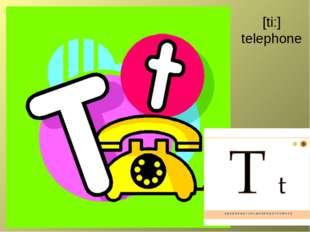 [ti:] telephone