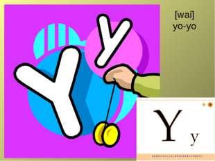 [wai] yo-yo