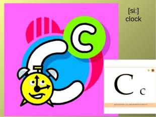 [si:] clock