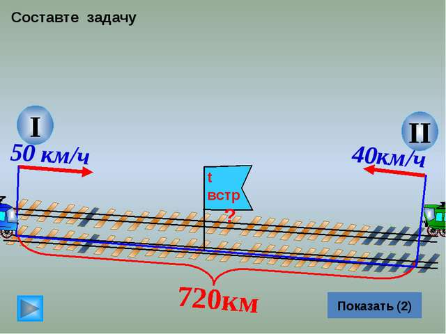 Показать (2) Составьте задачу 110 км/ч 80 км/ч 65 км А В ? км 3 ч 3 ч