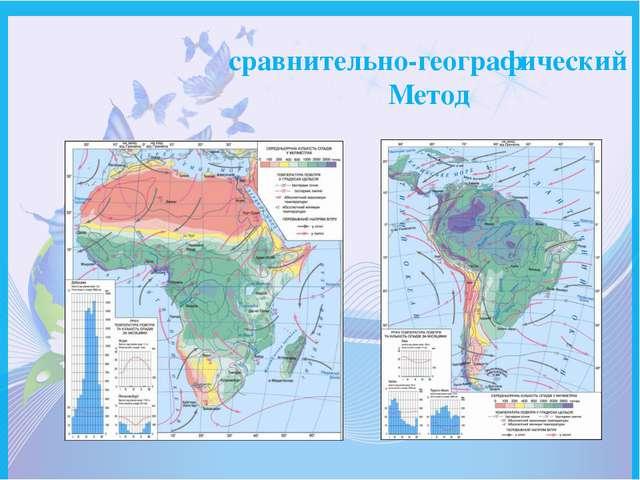 методы географических исследований презентация география 7 класс