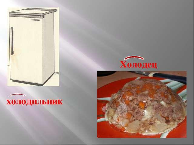 холодильник Холодец