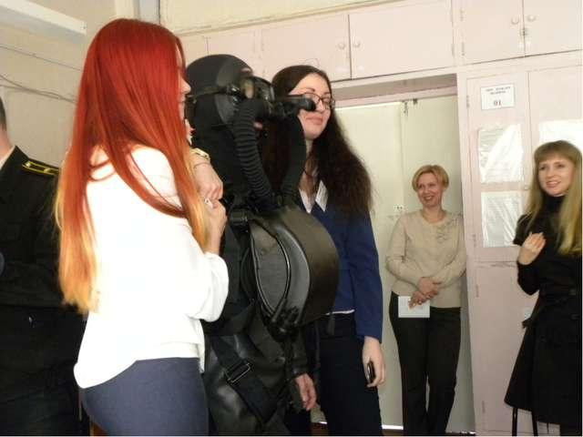 Интересные встречи. «День подводника»