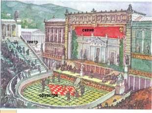театр скене орхестра