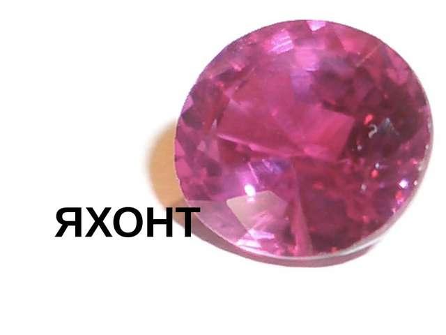 ЯХОНТ