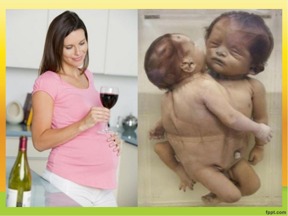 Почему алкаши рожают здоровых детей