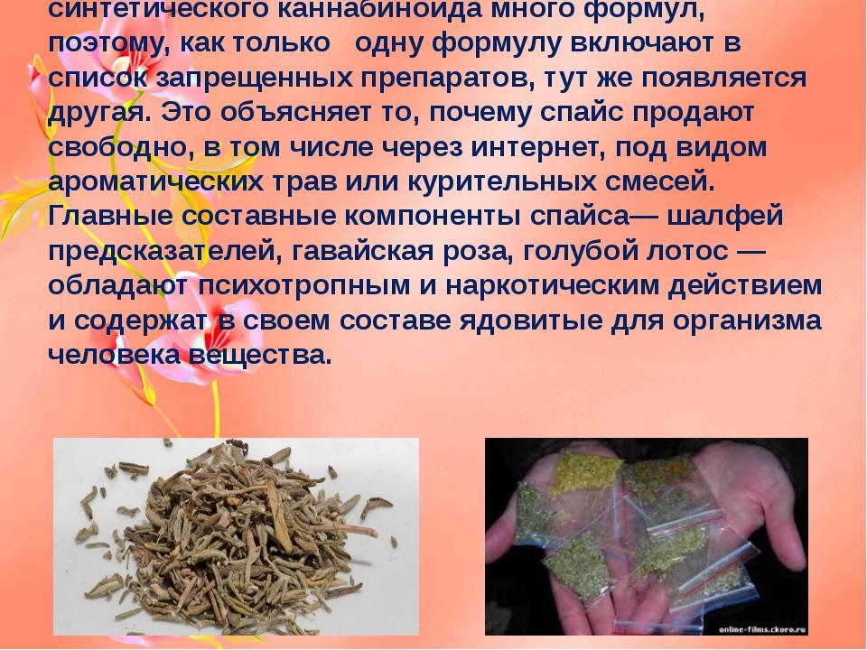 О вреде курительных смесе типа спайс Марихуана анонимно Брянск