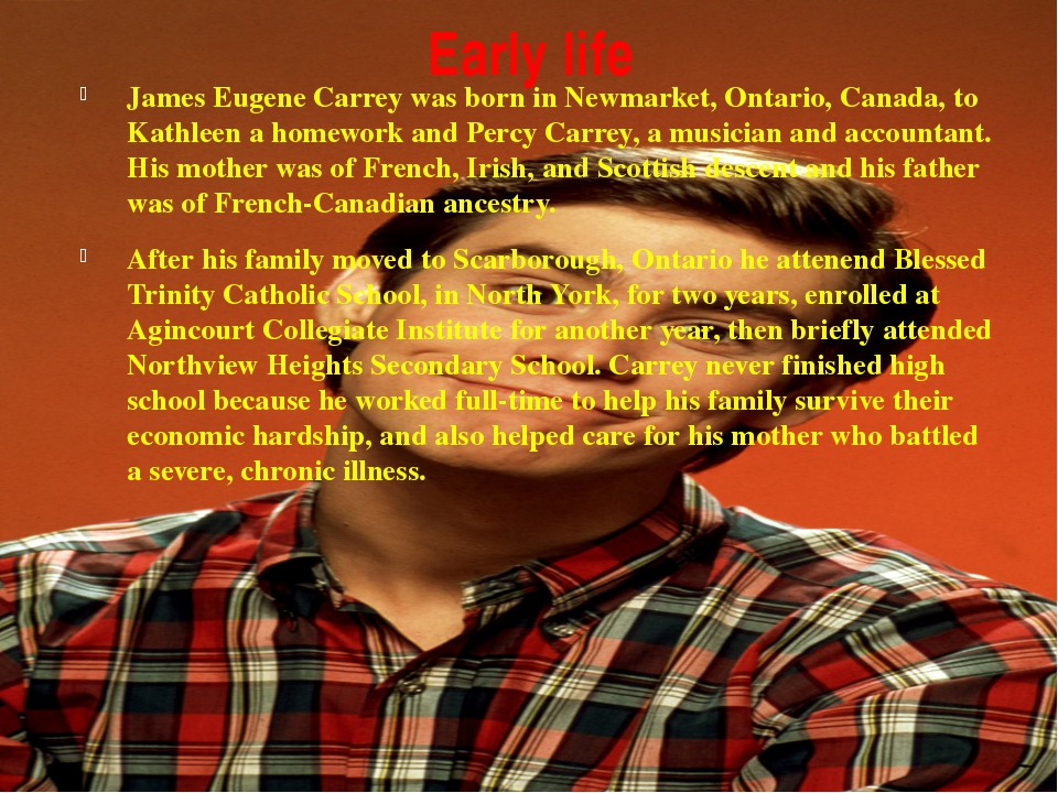 Rise to fame Carrey did not experience true stardom until he was cast in the...